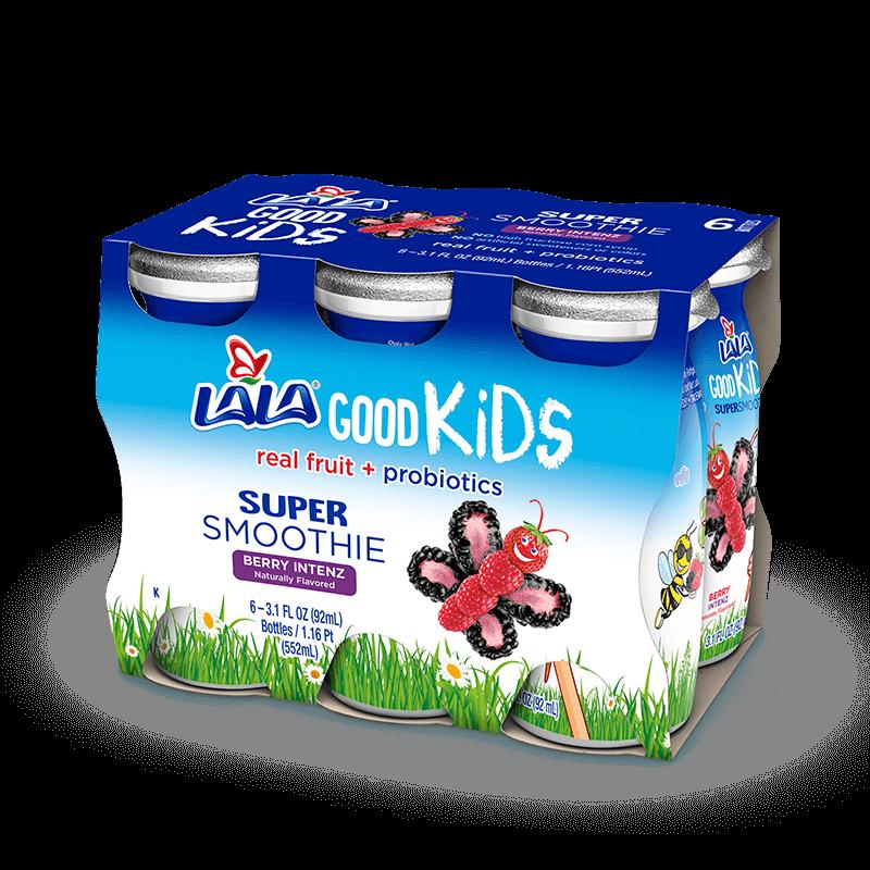 Berry Intenz LALA® Good Kids® Super Smoothie