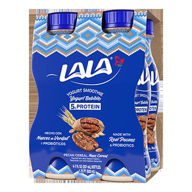 Yogurt Bebible de Nuez y Cereal LALA®