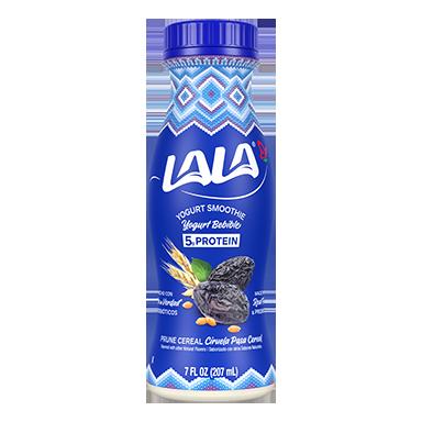 Prune Cereal LALA® Yogurt Smoothie