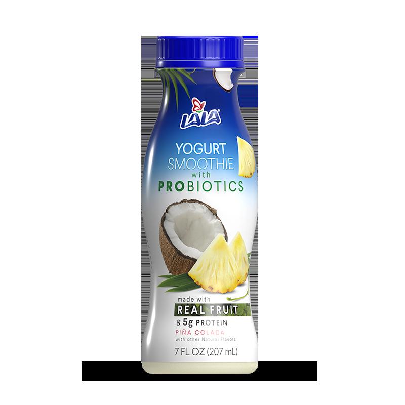 Pina Colada LALA® Yogurt Smoothie