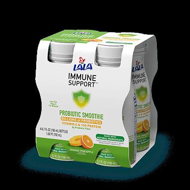 LALA® Probiotic Yogurt Smoothie