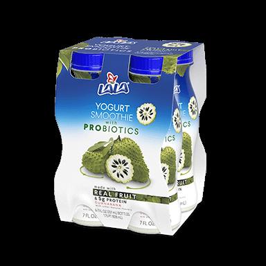 7 oz - 4 pack Guanabana LALA® Yogurt Smoothie  - LALA Foods